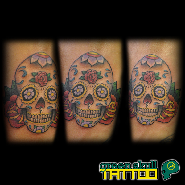 tetovalas-tattoo-ricsi-traditional-sugarskull.JPG